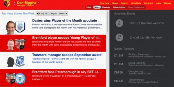 More for Mourinho wannabes in Football Manager 2015 next month -  For almost quarter of a century Sports Interactive has pumped out yearly soccer management sims, first across the Championship Manager series, then after the Eidos split with