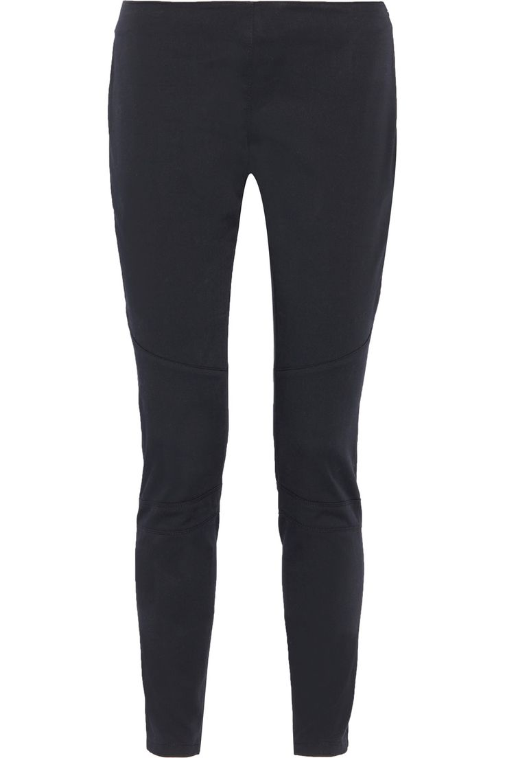 BELSTAFF Leiston cotton-blend leggings. #belstaff #cloth #leggings