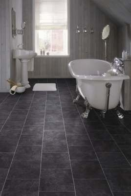 why choosing ceramic tile for bathroom flooring