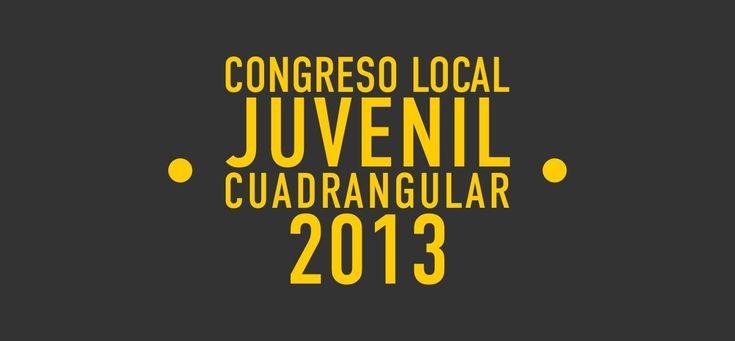 Congreso local juvenil Cuadrangular 2013 | Video promocional