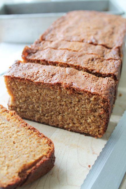 Coconut Sugar Pound Cake with Strawberries – Gluten Free