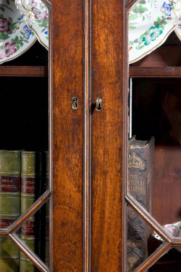 George III Period Mahogany Bookcase image 4