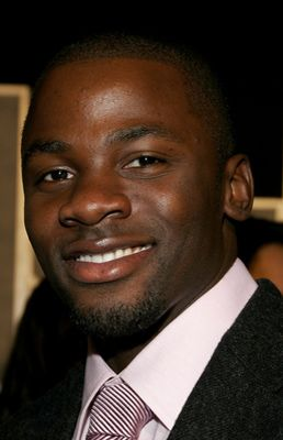 Photo of Derek Luke & his  Father  Maurice Luke