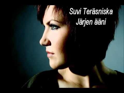 ▶ Suvi Teräsniska - Järjen ääni - YouTube