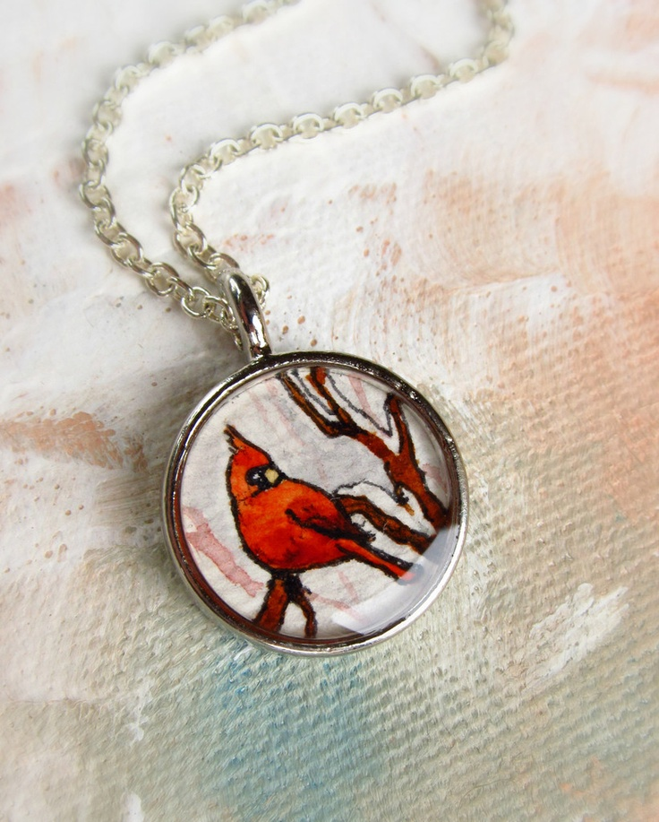 103 best images about Cardinal Jewelry on Pinterest ...