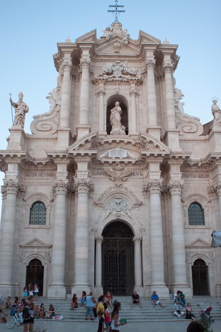 Duomo, facciata.