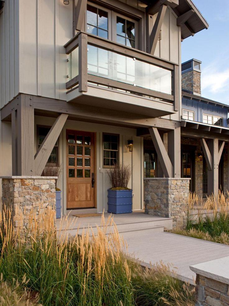 57 best Exterior Ideas images on Pinterest Hgtv dream homes