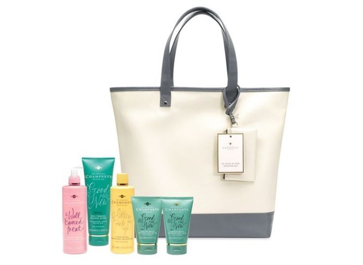 Win a Champneys 'As Good As New' weekend bag!