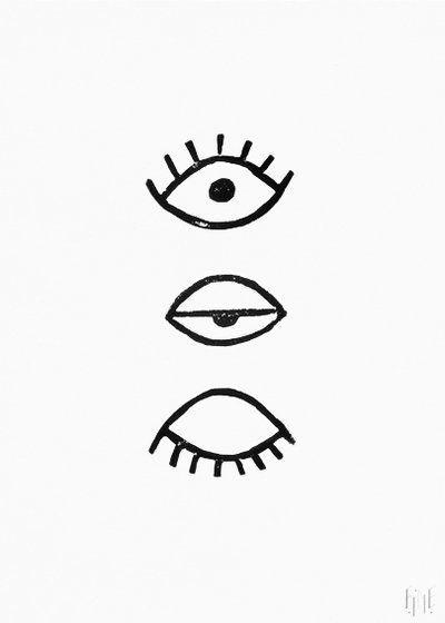 Eye Illustration Inspiration