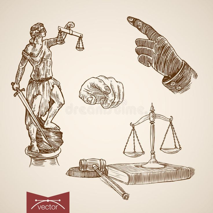 Law legal themis justice lady scales engraving vintage