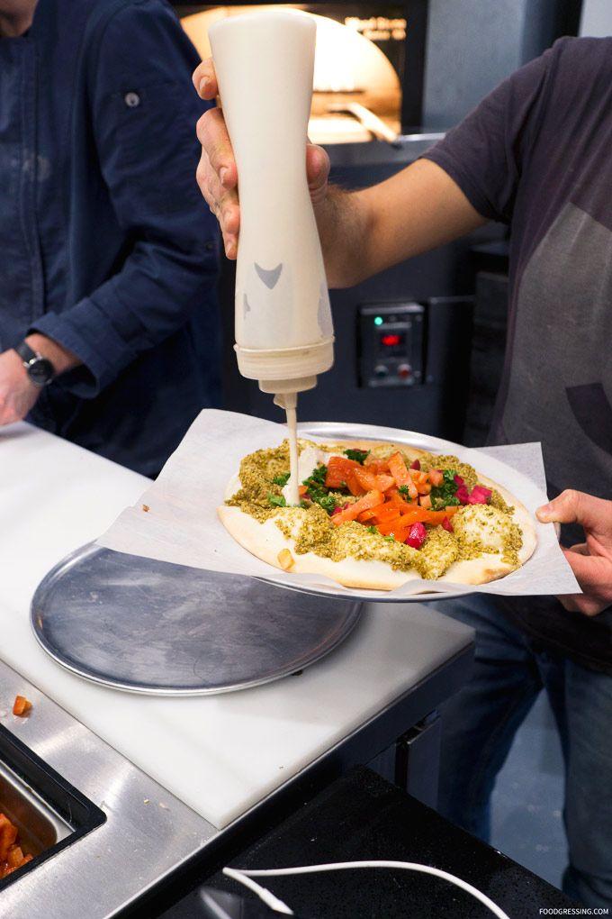 Vancouver Foodster Pizza Palooza Vancouver 2018 | Manoush'eh