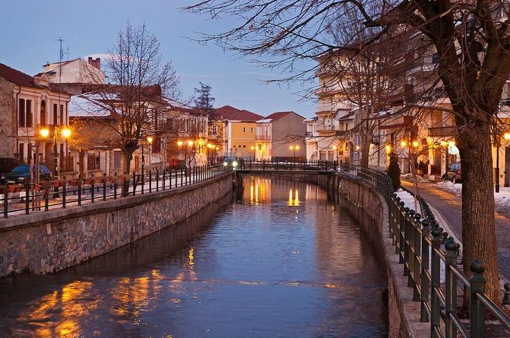 GREECE CHANNEL   Florina, Makedonia, Greece