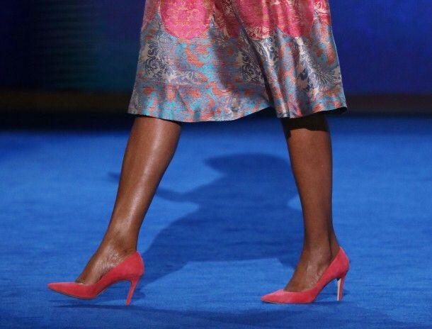 7bd72137f2 Shoes shoes shoes | Shoe-A-Holic | Michelle obama fashion, Shoes, Michelle  obama