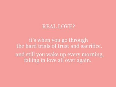go through the hard trials, but you still fall in love over again.Real Love, 3 Real, Married Quotes, True Love, Awesome Ideas, Truths, Proud Love Quotes, Marriage, True Stories