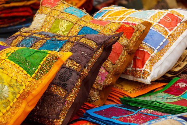 Cushions. :-)