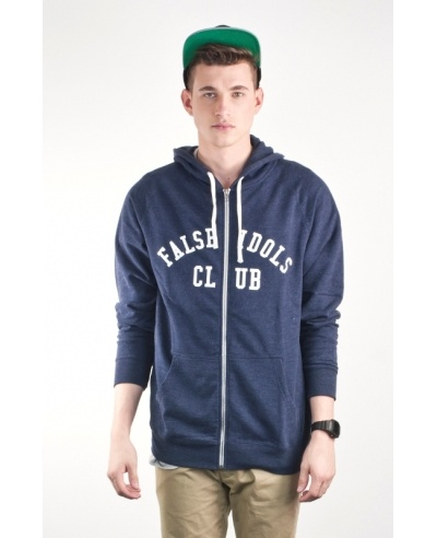 Fourfontaine Club Kid Zip Up Hood