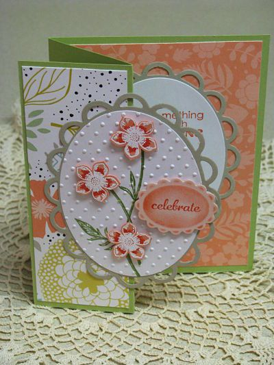 """A ZIPPIDITY-DO-DAH """"Z"""" FOLD CARD-outside by irishgreensue - Cards and Paper Crafts at Splitcoaststampers"""