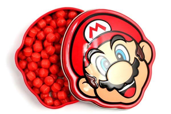 Mario Brick Breakin' Jawbreaker Candy
