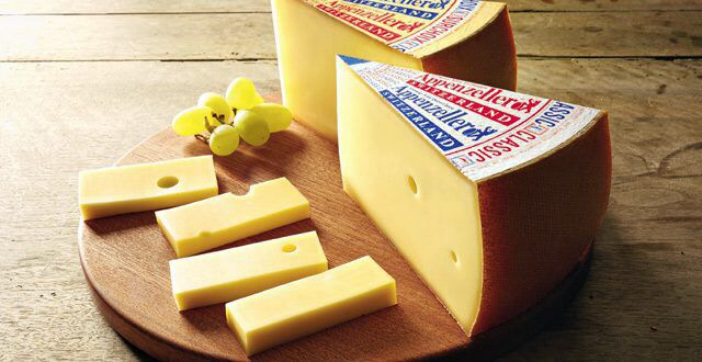 Appenzeller Käse, Schweiz