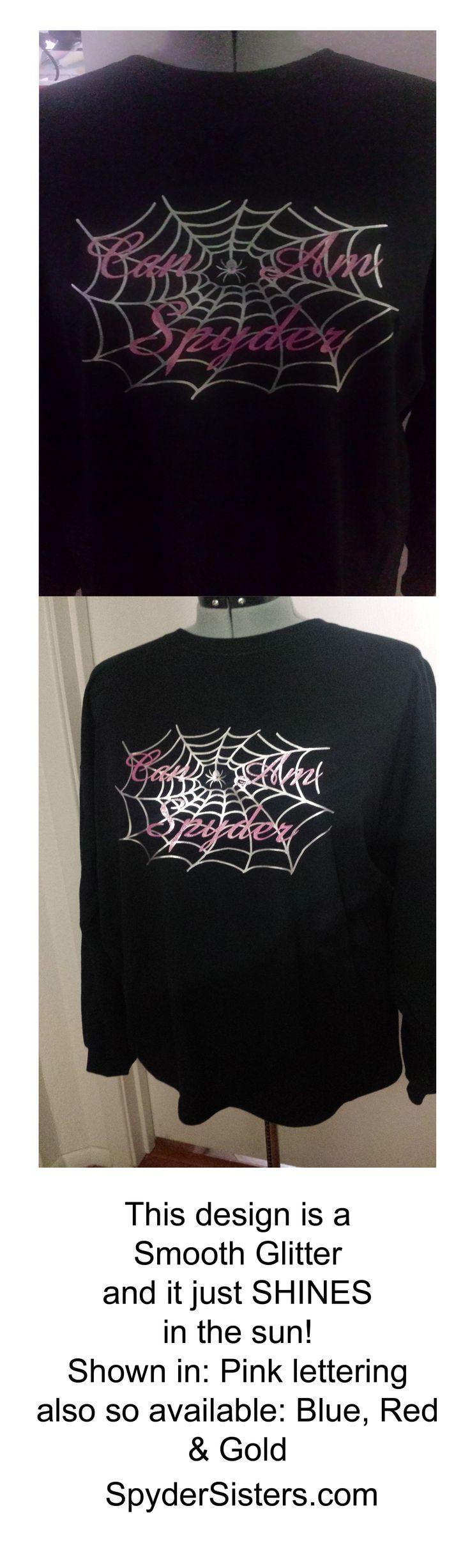Can am Spyder Shirt - Ladies
