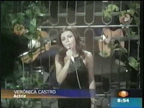 ▶ Verónica Castro 1Noticias
