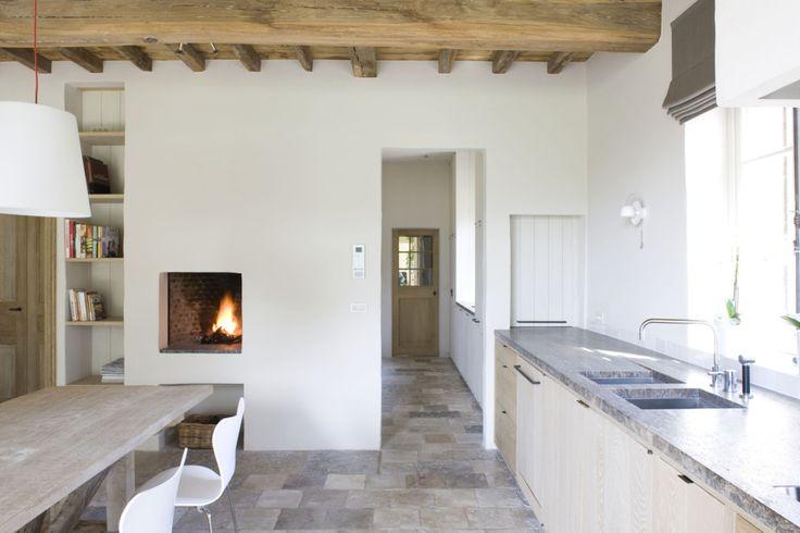 25 beste idee n over gezellige keuken op pinterest boheemse keuken gezellig huis en - Deco oude keuken ...