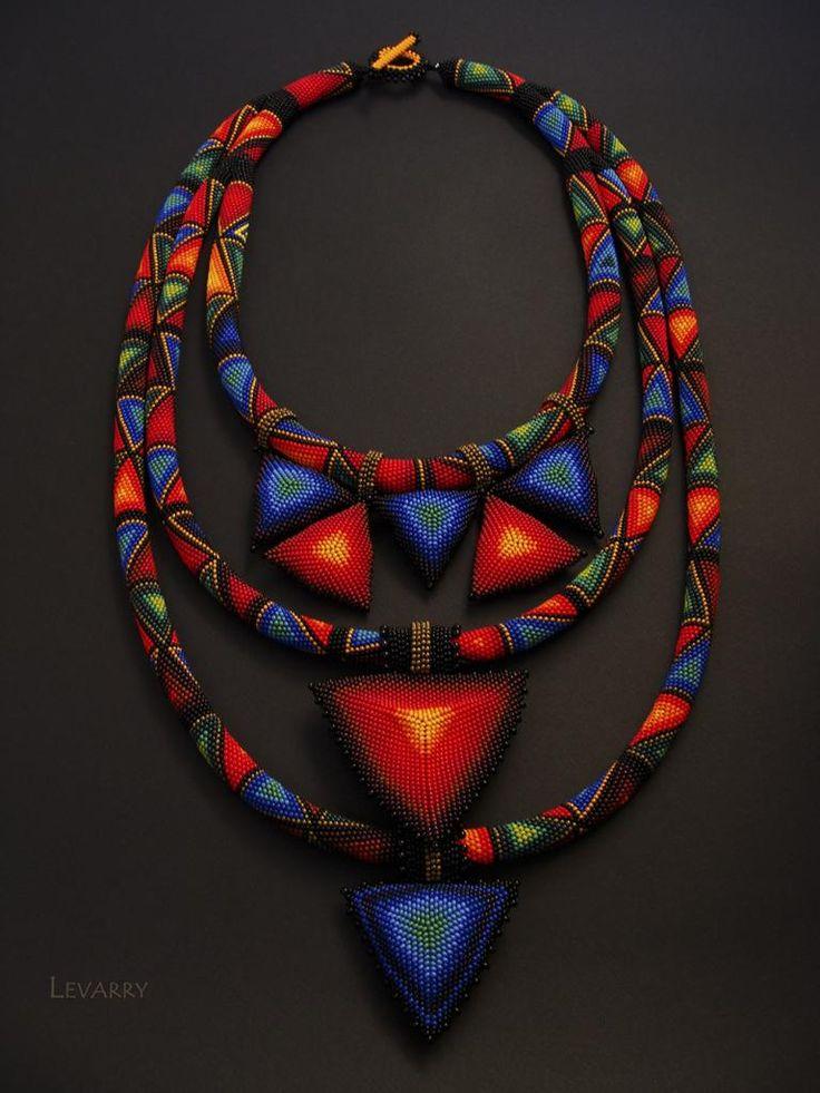 Zhgutomaniya — Levarry, inspired by traditional Tuareg jewelry.Aug, 22, 2013