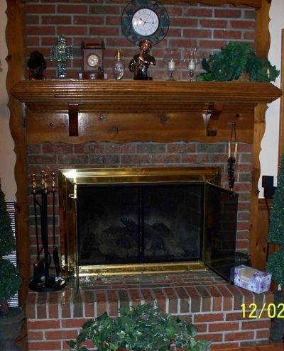 14 best fireplace remodel images on pinterest fire places fireplace c before remodel diy solutioingenieria Gallery