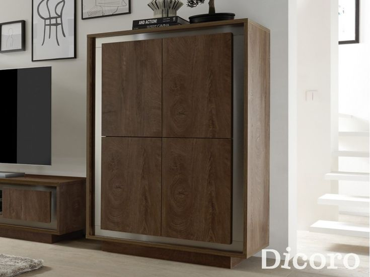 Mueble Buffet Fly roble