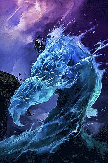 ae - water creature