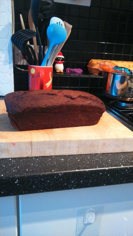 Nigella's chocolate banana cake