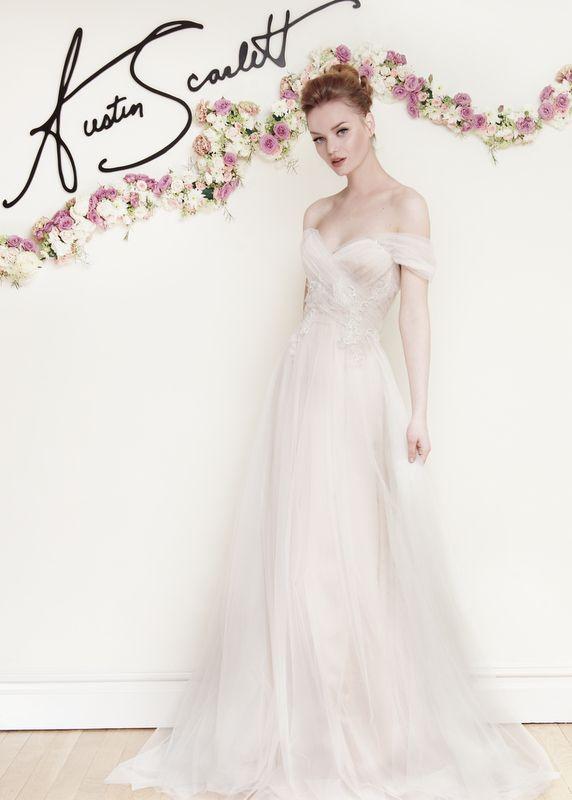 22 best Austin Scarlett images on Pinterest | Short wedding gowns ...
