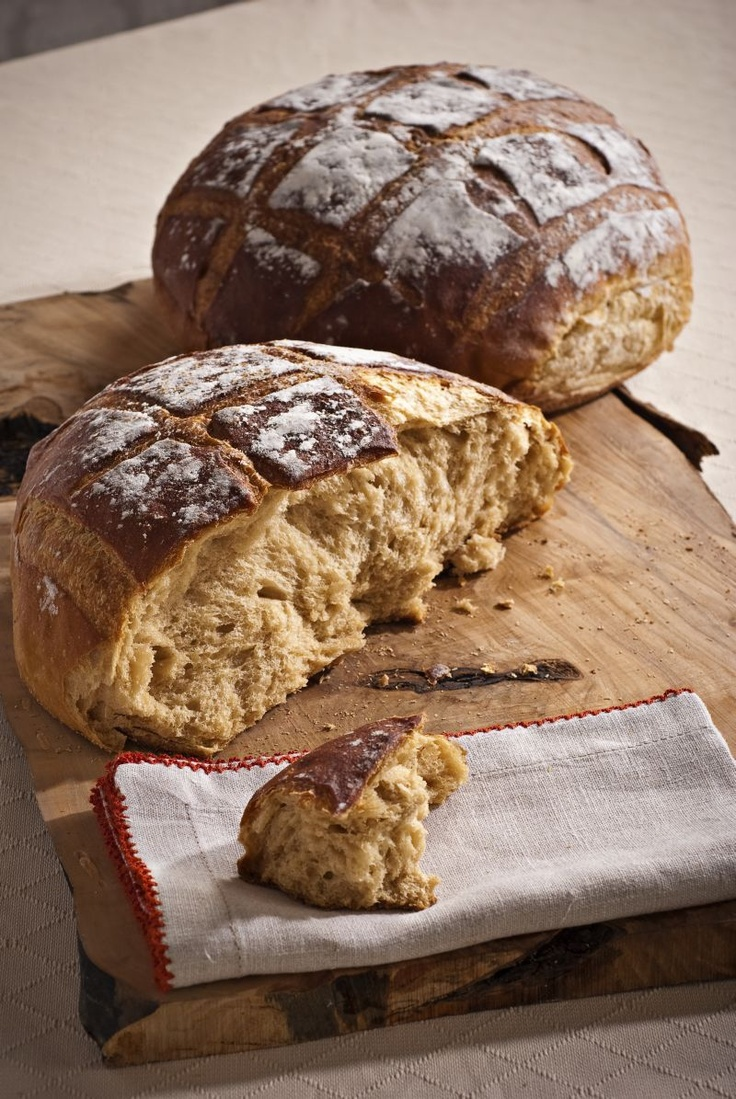 Rustik ekmek