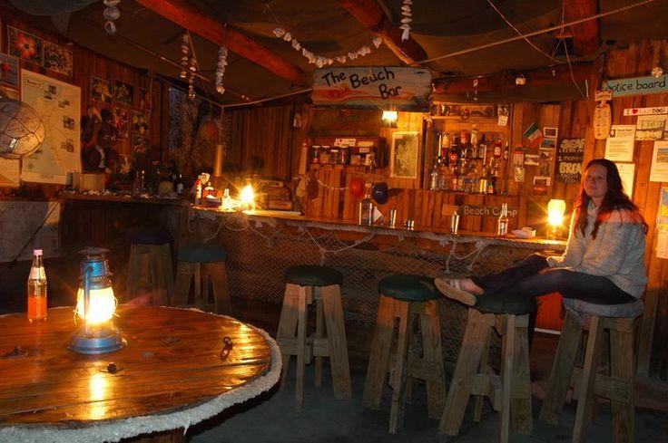 The Beach Camp Beach Bar