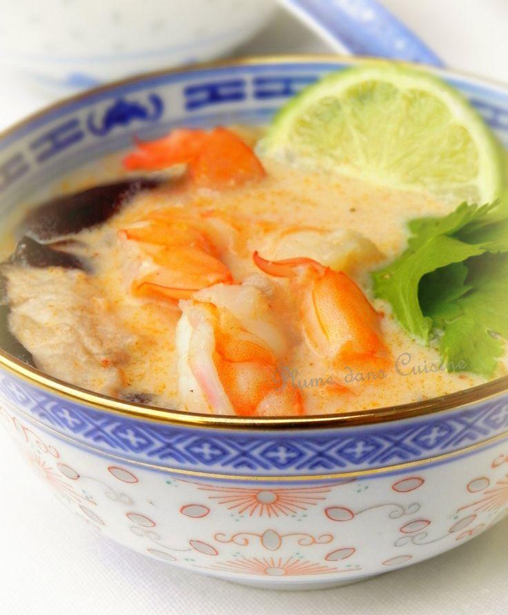 soupe thaïe