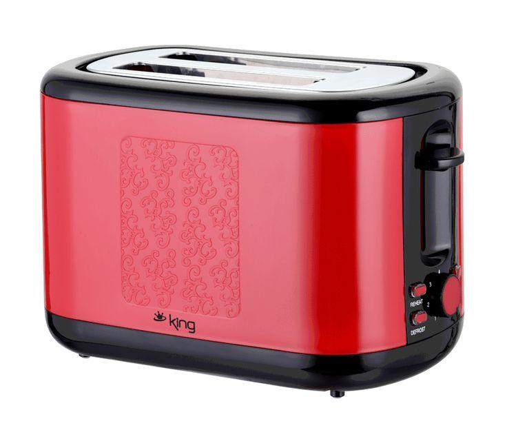 King Happy Morning Ekmek Kızartma Makinesi - 42,90 TL- http://www.pazaragidiyorum.com/king-k2177-happy-morning-ekmek-kizartma-makinesi.html