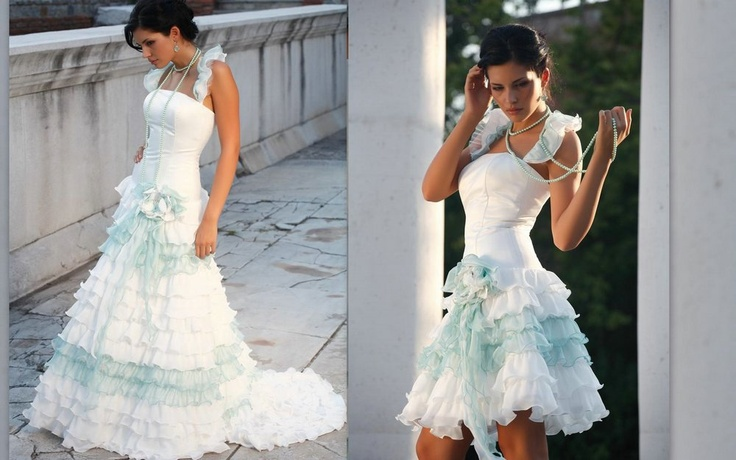Italian Wedding Dresses 100 Made In Italy: 17 Best Images About ITALIAN Wedding Dresses:short & Long