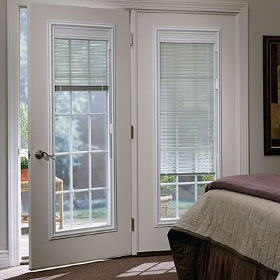 29 best doors images on pinterest entrance doors front - Interior vs exterior solar screens ...