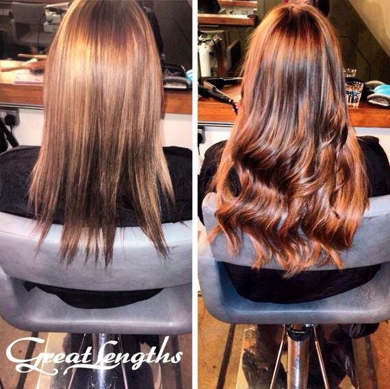 67 best transformations with great lengths images on pinterest great lengths transformation glossy locks pmusecretfo Choice Image