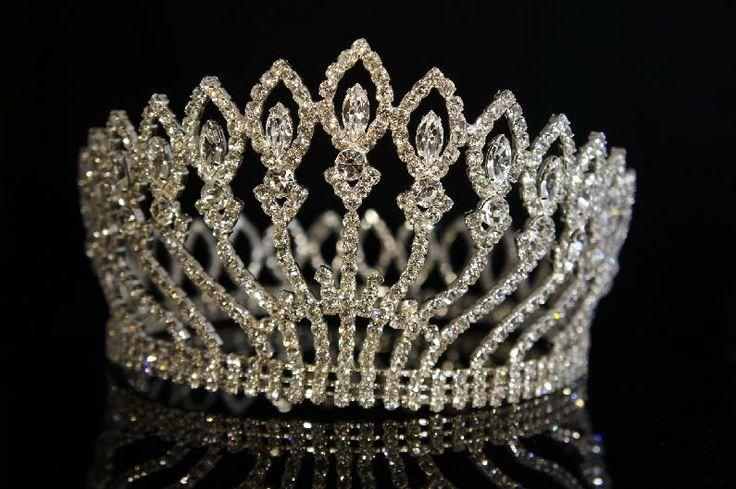 Tiaras and Crowns Wholesale | ... Crystal Tiara Crown WT6023 Just Tiara - wholesale bridal jewelry