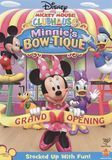 Mickey Mouse Clubhouse: Minnie's Bow-tique [DVD]