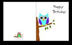Kinder Geburtstagskarte Zum Ausdrucken | Geburtstag Einladung