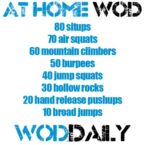 Home / Travel WOD #crossfit ~ Re-Pinned by Crossed Irons Fitness