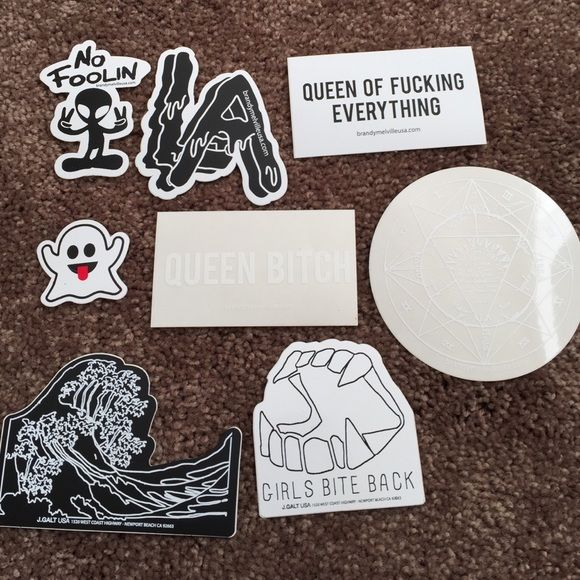 28 brandy melville stickers bundle brandy melville pinterest brandy melville stickers brandy melville and patches