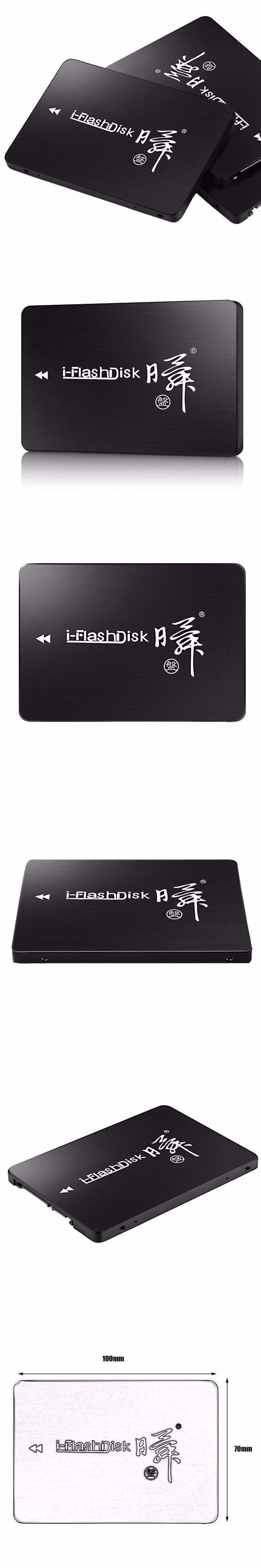 """Hard Drive Disk 2.5"""" SATA3 6GB/S High-Speed Transmission HD HDD SSD Smooth Game Operation With Cache 128GB 256GB Portable"""