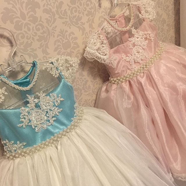 Rosa ou azul? Via Flora for Girl