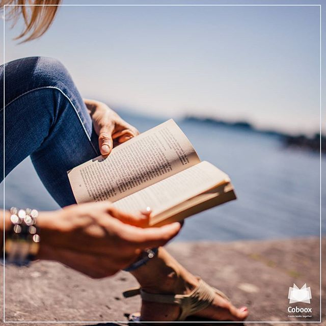 What is more #enjoyable than #reading a great #book in #solitude?