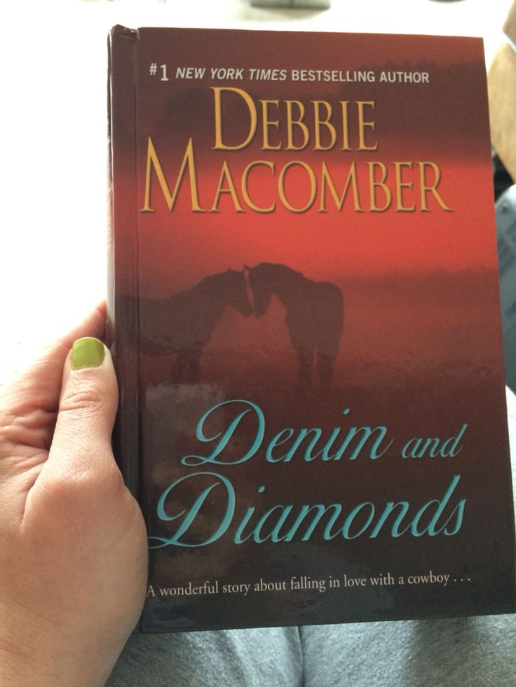 #book #DenimandDiamonds #DebbieMacomber  does any 1 know if Joy & Lonny ever do get together? #readinaday #greatbook