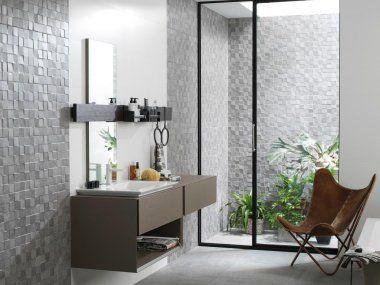 Porcelanosa Mosaico Rodano Silver - 31,6x90