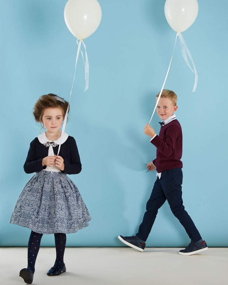 Precious styles for children from Paul Costelloe Living Occasion, exclusively for Dunnes Stores